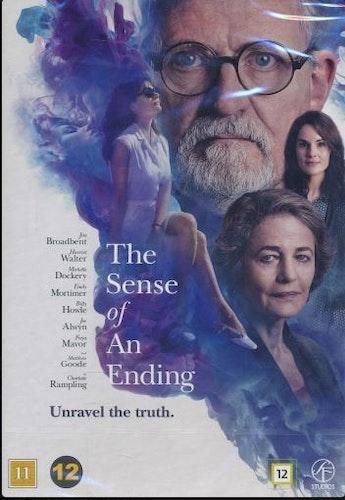 Känslan av ett slut DVD