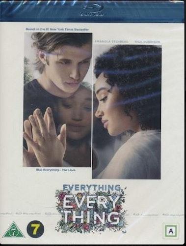 Ingenting och allting/everything, everything (Blu-ray)