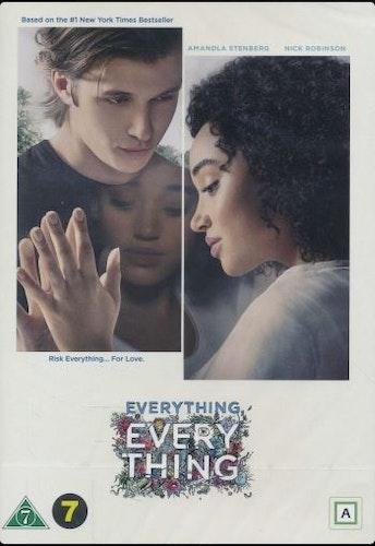 Ingenting och allting/Everything, everything DVD