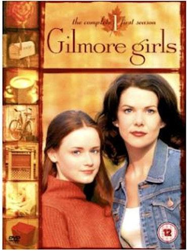 Gilmore Girls Season 1 DVD (import Sv text)