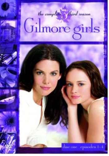 Gilmore Girls Season 3 DVD (import Sv text)