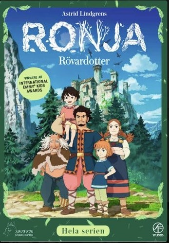 Ronja Rövardotter (6-disc) DVD