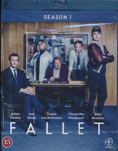 Fallet - Säsong 1 (Blu-ray)