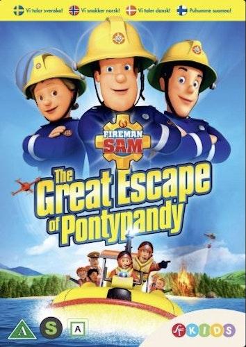Brandman Sam - Säsong 9: Vol 1 - Den stora branden i Pontypandy DVD