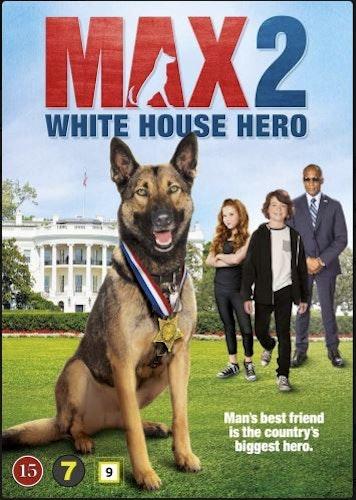 Max 2: White House Hero DVD