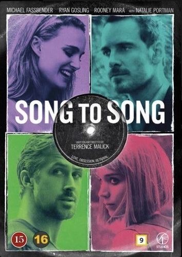 Song to Song DVD