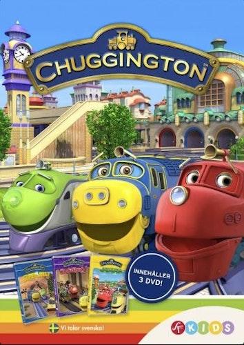 Chuggington - Box 1 DVD
