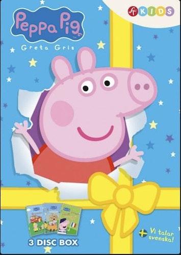 Greta Gris - Box 1 DVD