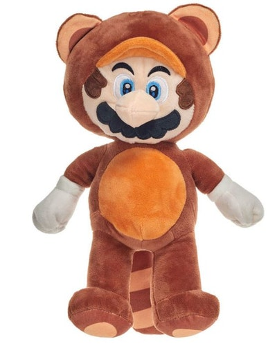 Gosedjur Nintendo - Mario i ekorrdräkt