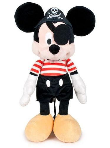 Musse Pigg som pirat Disney gosedjur 49cm