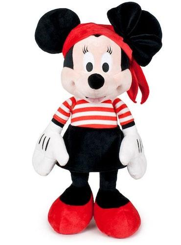 Mimmi Pigg som pirat Disney gosedjur 47cm