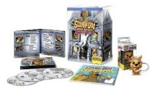 Scooby Doo Where Are You! The Complete Series Anniversary Mystery Mansion Limited Edition DVD (import)