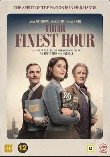 Their finest hour DVD