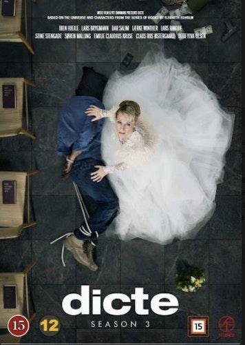 Dicte - Säsong 3 (3-disc) DVD