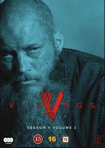 Vikings - Säsong 4 - Vol. 2 (3-disc) DVD