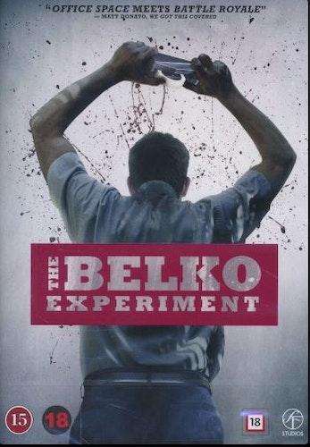 Belko Experiment DVD