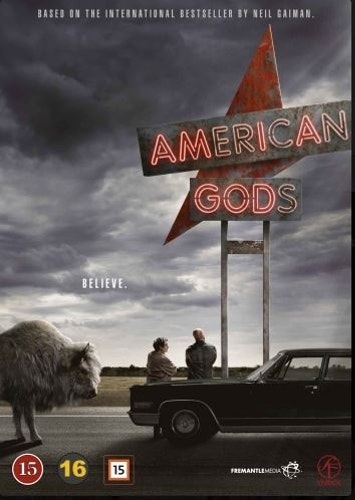 American Gods - Säsong 1 DVD
