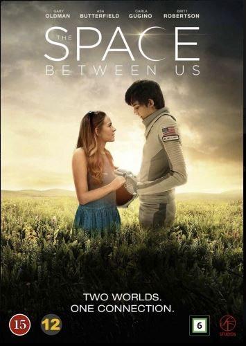 Space between us DVD