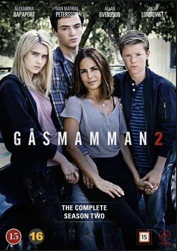 Gåsmamman - Säsong 2 DVD