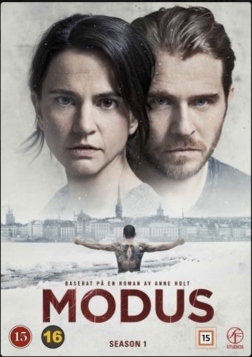 Modus - Säsong 1 DVD