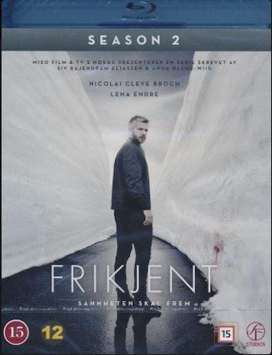 Frikjent - Säsong 2 (2-Disc) (Blu-ray)
