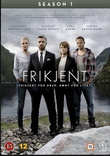 Frikjent - Säsong 1 (3-Disc) DVD