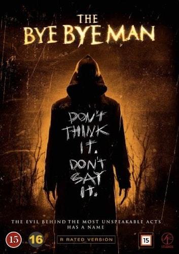 The Bye Bye Man: Uncut DVD