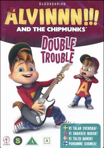 Alvinnn!!! och gänget - Säsong 2: Vol 3 - Dubbeltrubbel DVD