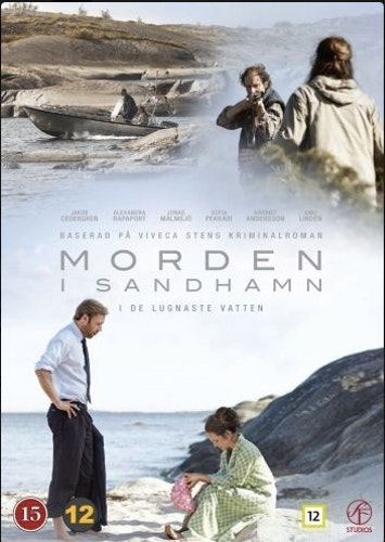 Morden i Sandhamn - Säsong 1 DVD