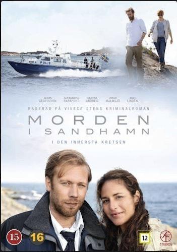 Morden i Sandhamn - Säsong 2 DVD