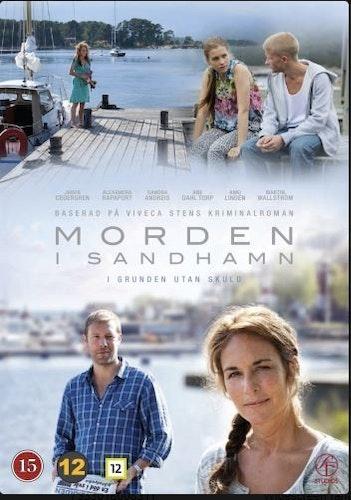 Morden i Sandhamn - Säsong 3 DVD