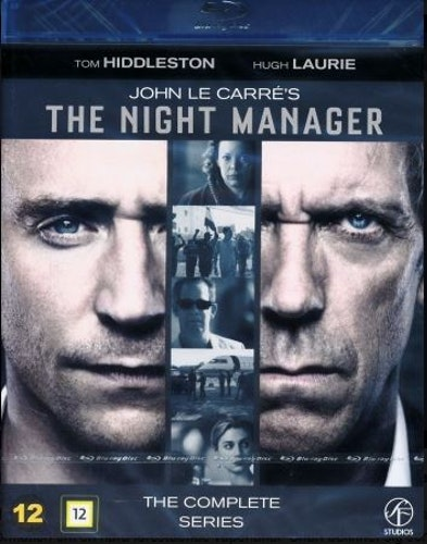 Night Manager - Complete series (Blu-ray)