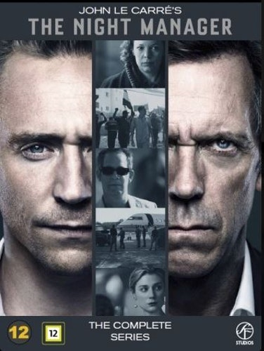 Night Manager - Complete series DVD