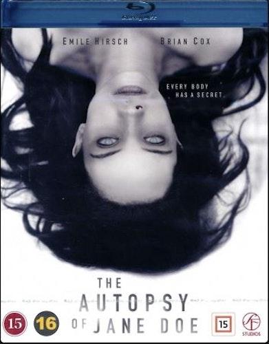 The Autopsy of Jane Doe (Blu-ray)