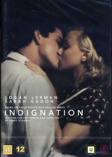Indignation DVD