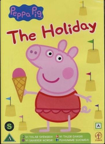 Greta Gris/Peppa Pig Vol 12 - The Holiday DVD