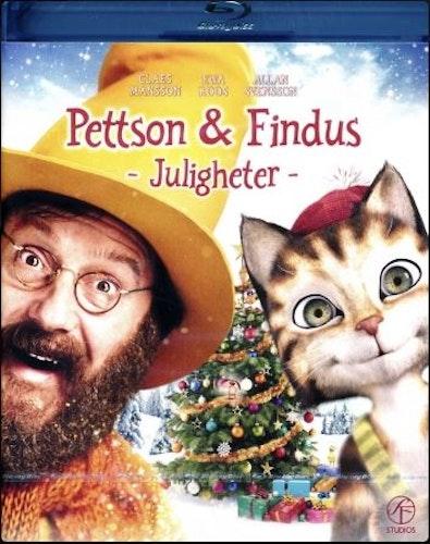 Pettson och Findus - Juligheter (Blu-ray)