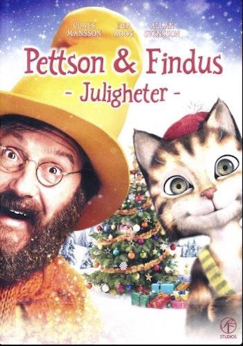 Pettson och Findus - Juligheter DVD