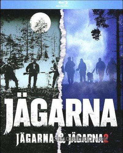 Jägarna 1 & 2 (Blu-ray)