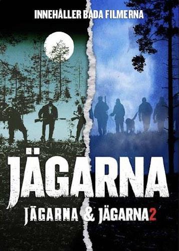 Jägarna 1 & 2 DVD