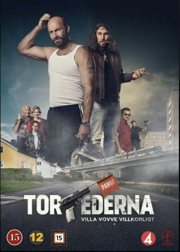 Torpederna - Säsong 1 DVD