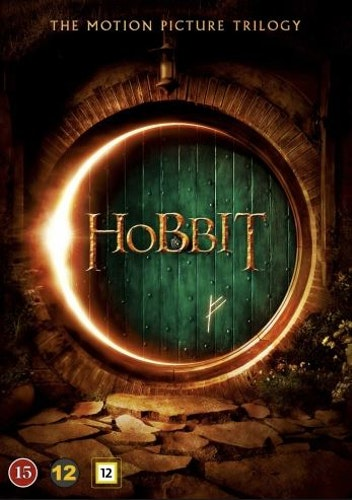 Hobbit - Filmtrilogin (3-disc) DVD