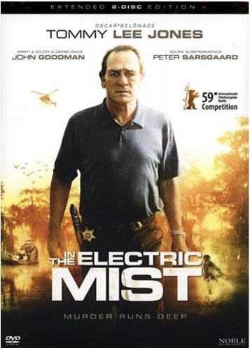In the Electric Mist DVD (ny men ej inplastad)