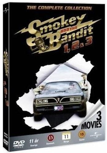 Nu Blåser Vi Snuten 1-3 DVD