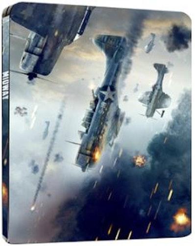 Midway Steelbook 4K Ultra HD + Blu-Ray (import)
