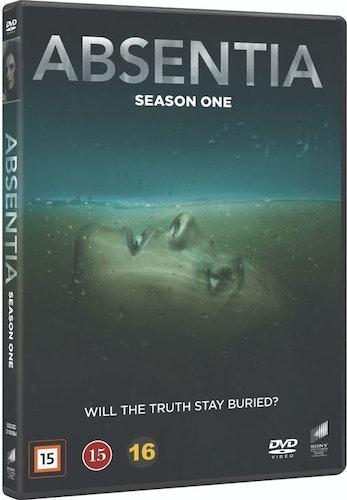 Absentia - Säsong 1 DVD