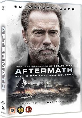 Aftermath (2017) DVD