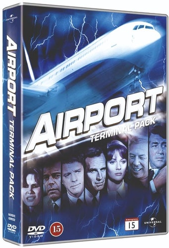 Airport collection DVD