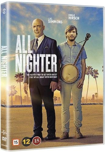 All Nighter DVD