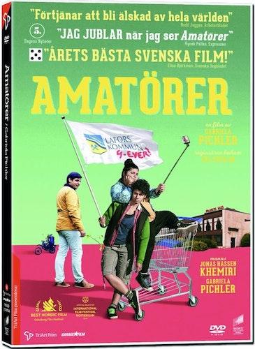 Amatörer DVD